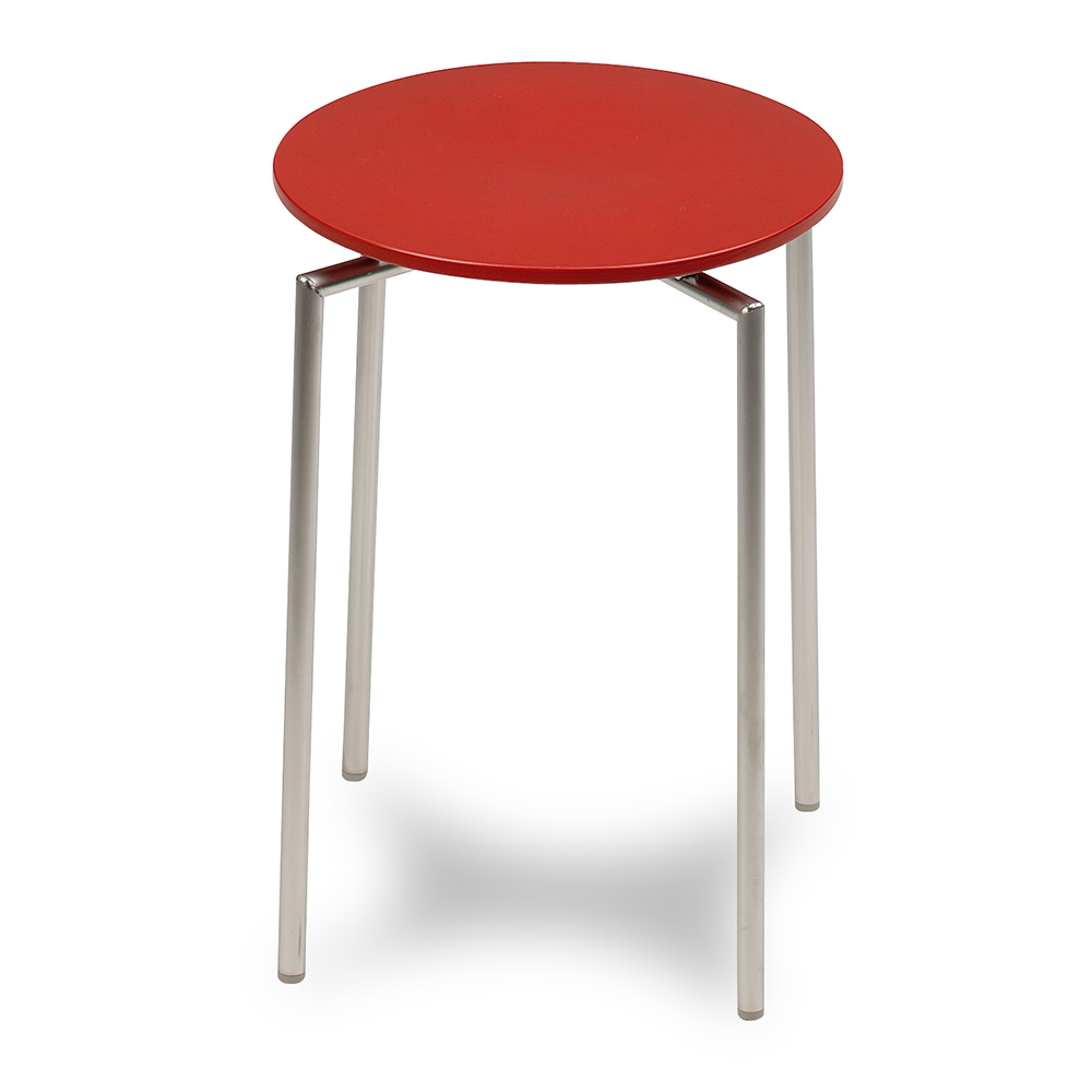 cobra stool mattias ljunggren kallemo modern designer contemporary round colorful dining stool
