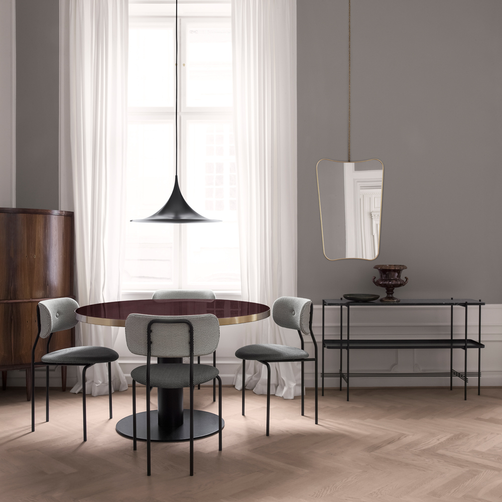 coco chair oeo studio gubi suite ny lifestyle gubi 2.0 table