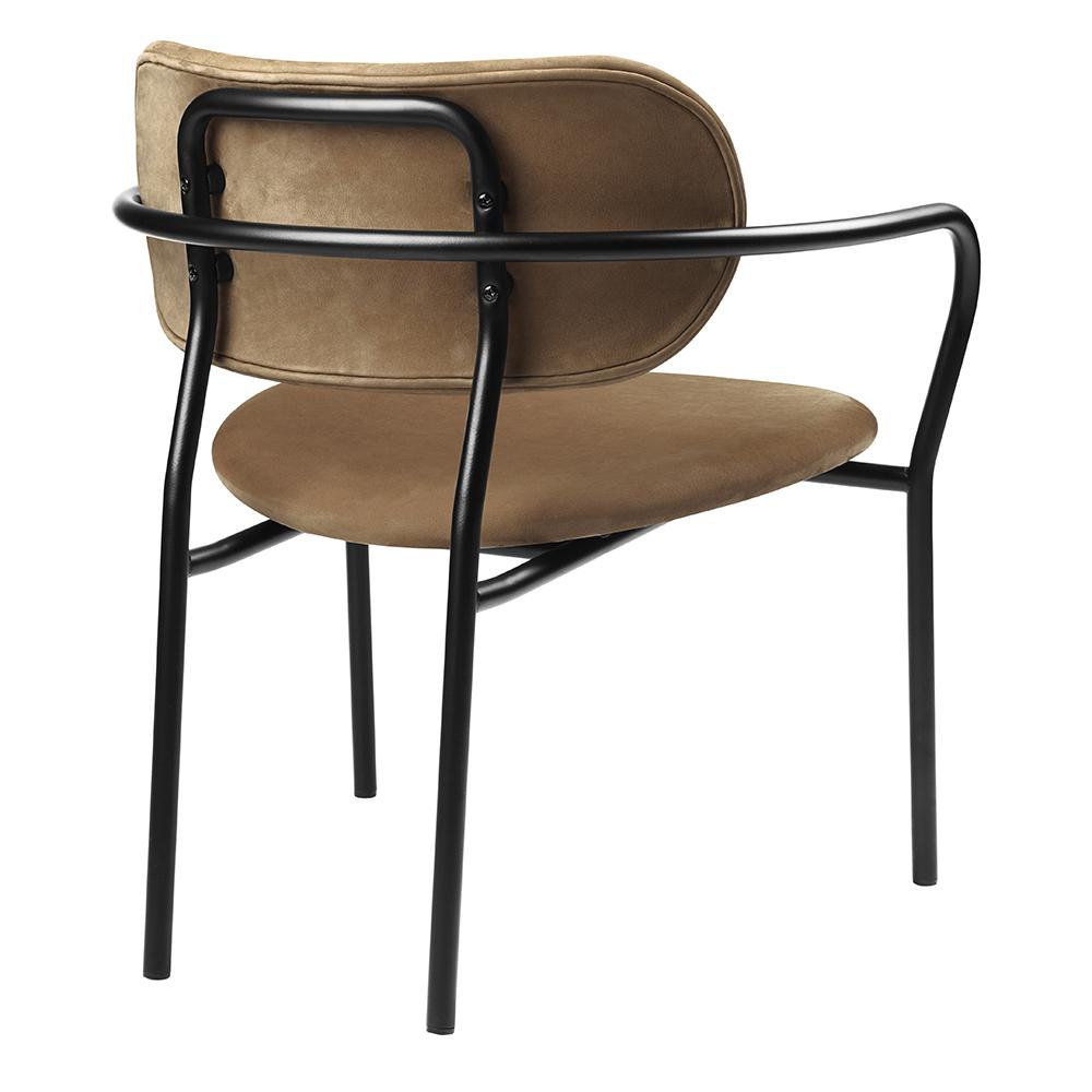 coco lounge chair oeo studio gubi