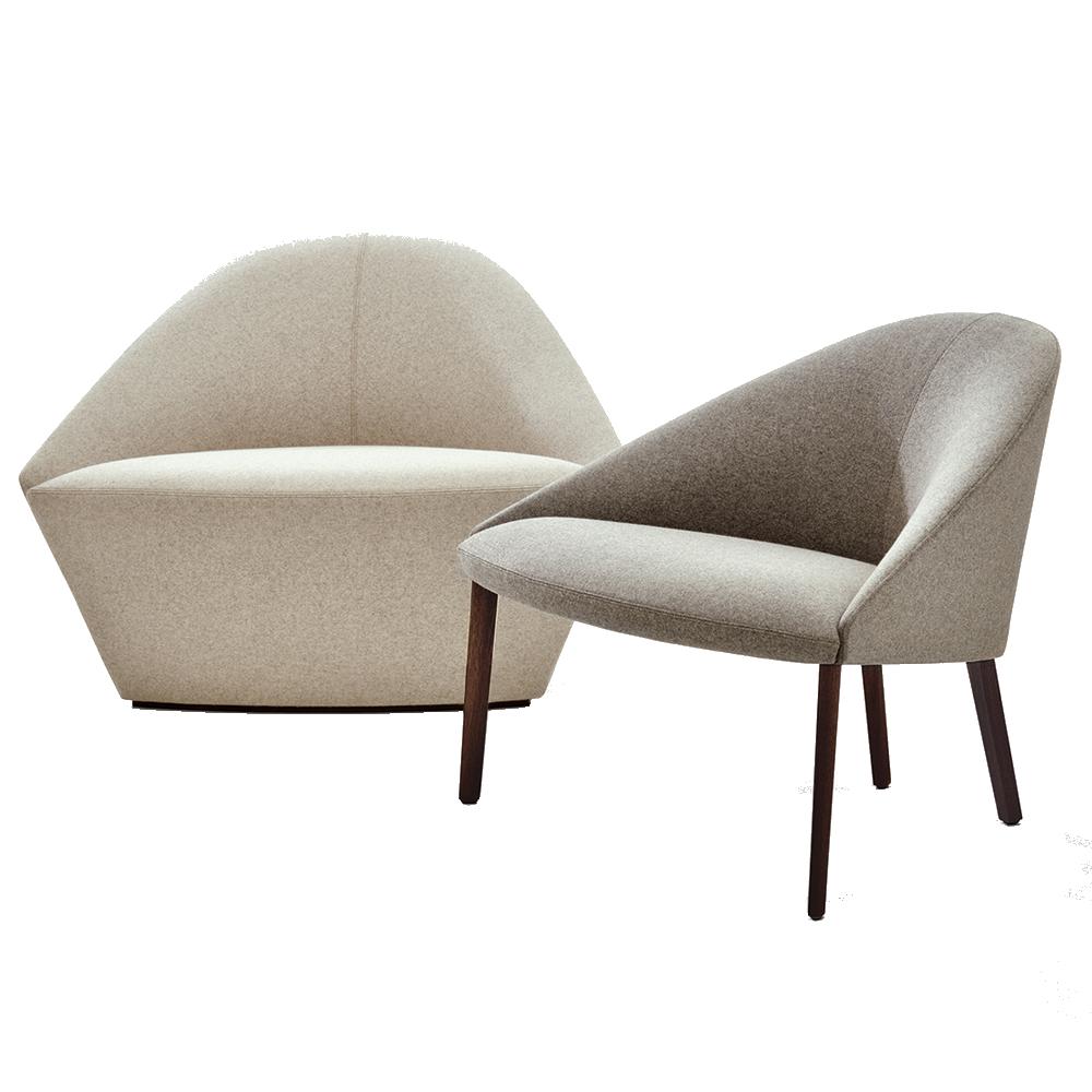 Colina Lievore Altherr Molina Arper modern lounge chair