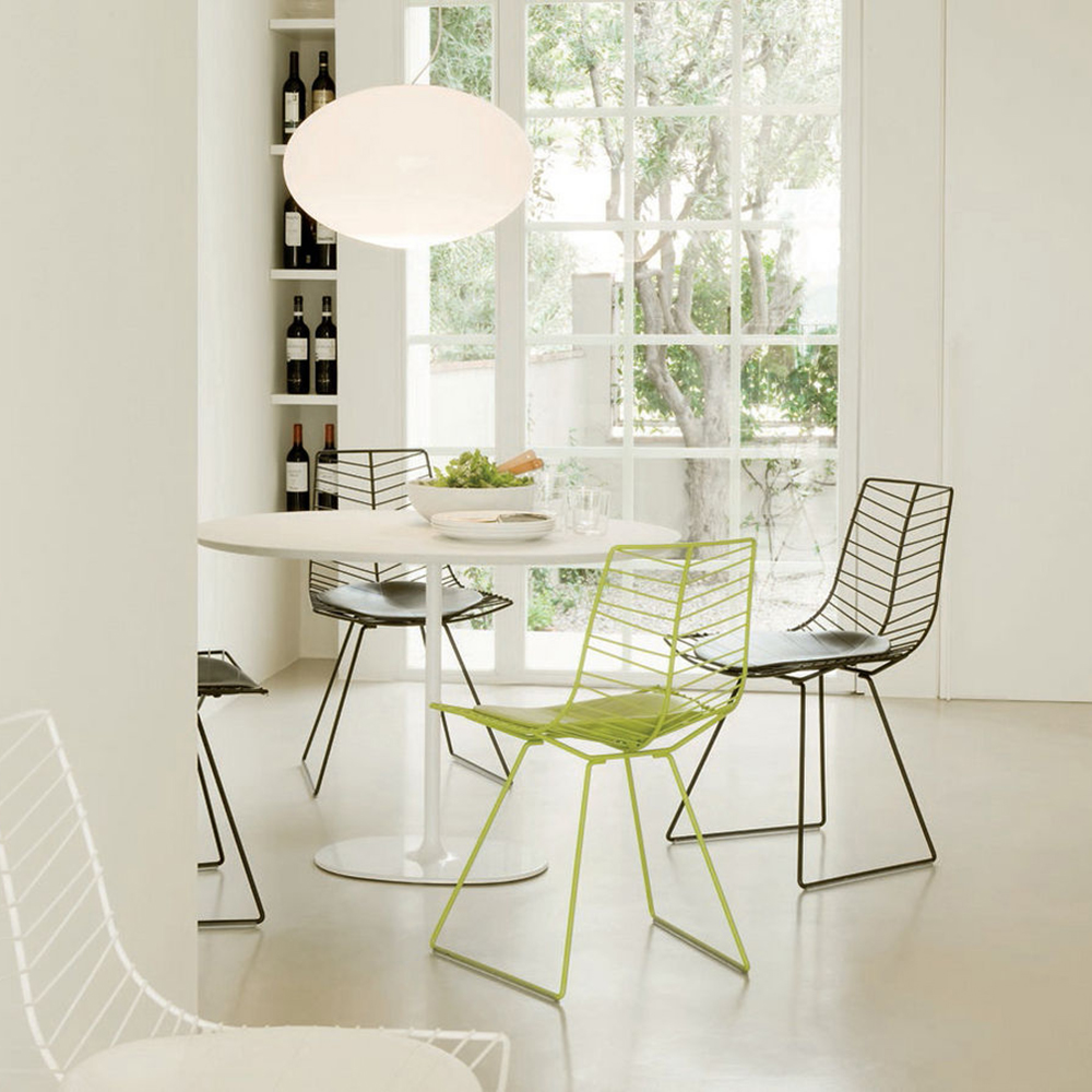 Leaf Chair designed by Leivore, Altherr, Molina for Arper