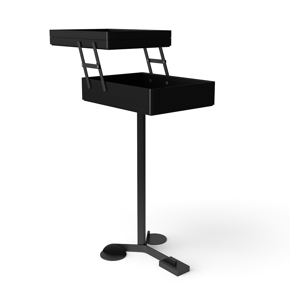comodo achille castiglioni karakter danish designer contemporary wooden storage unit