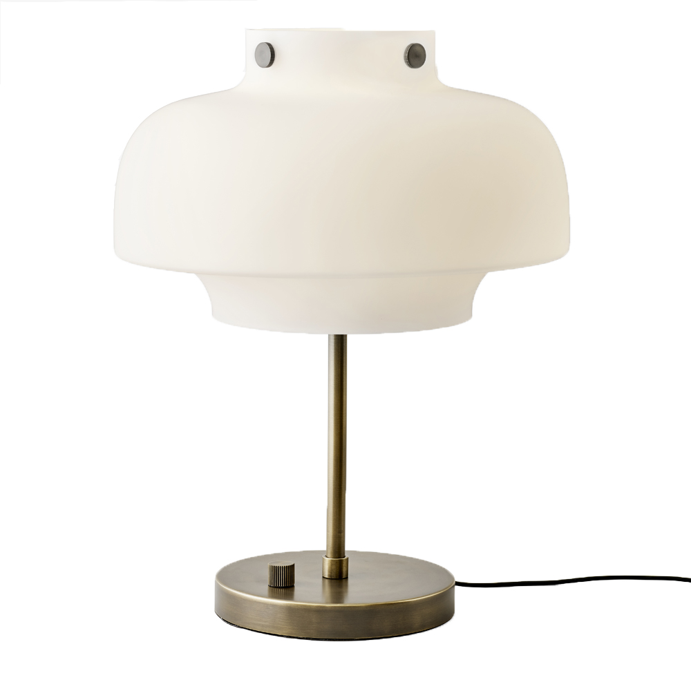 copenhagen table light space copenhagen andtradition contemporary modern danish designer dimmable table lamp
