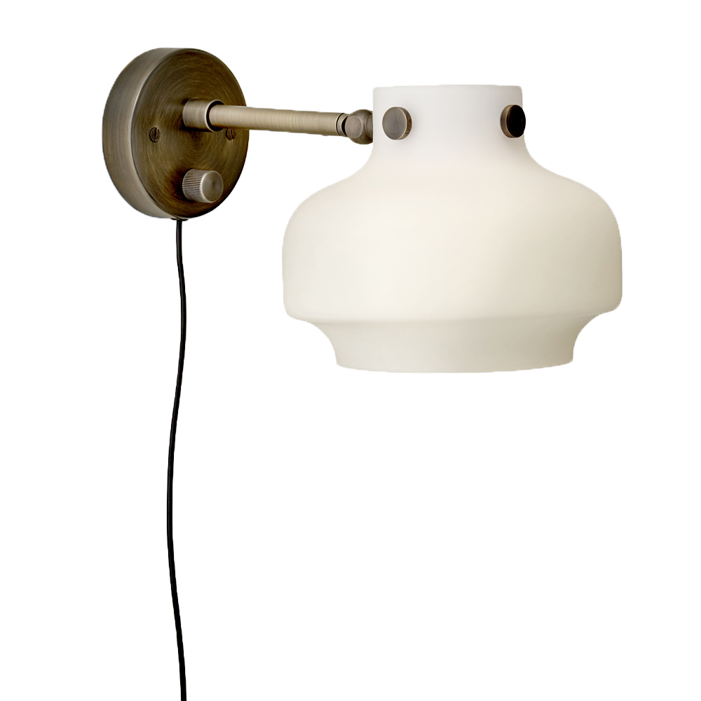 copenhagen wall light space copenhagen andtradition contemporary modern danish designer dimmable wall lamp sconce