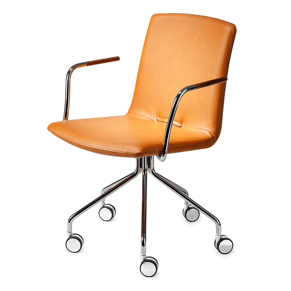 day task chair pierre sindre garsnas modern upholstered stackable office chair swivel armrests