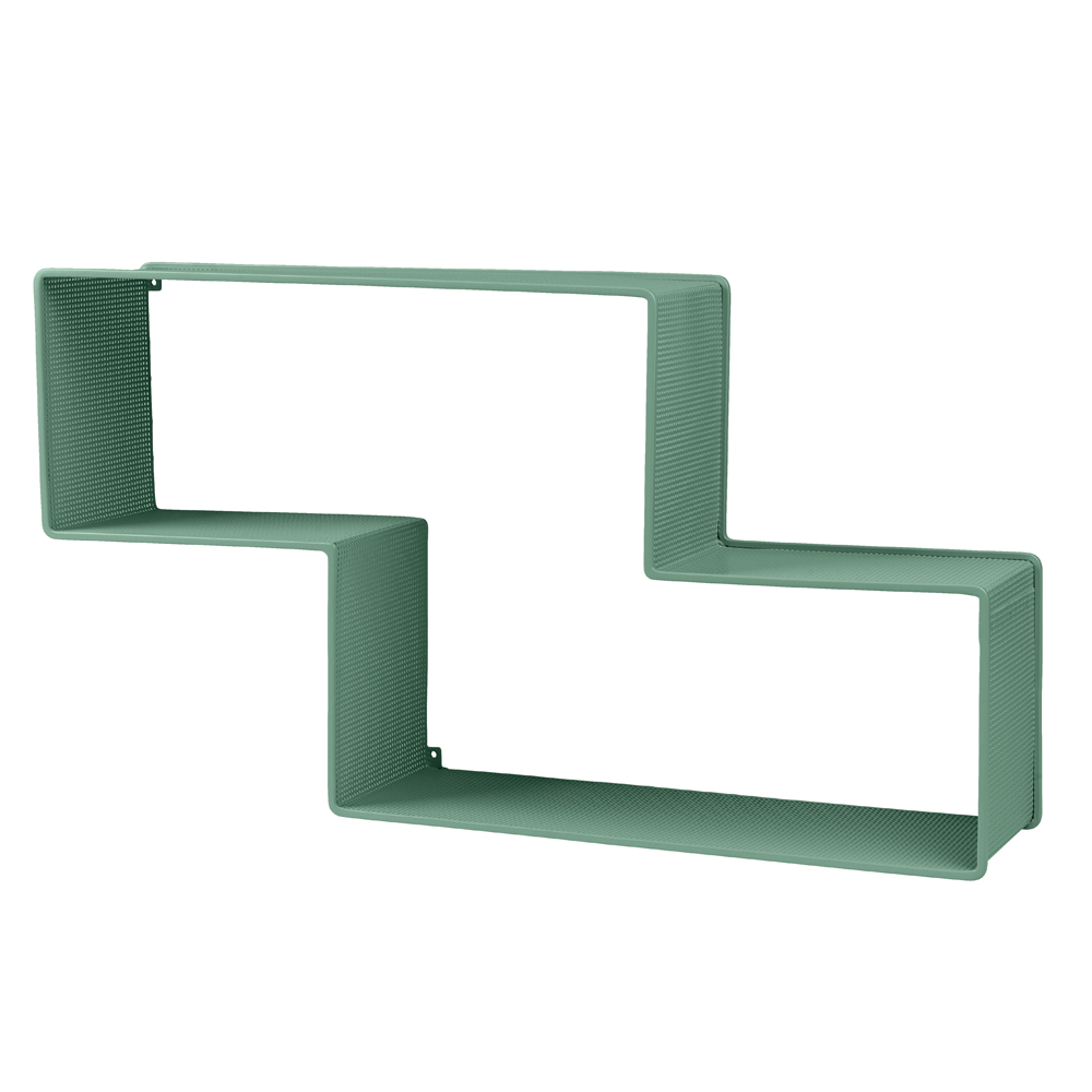 dedal shelf mathieu mategot suite ny green