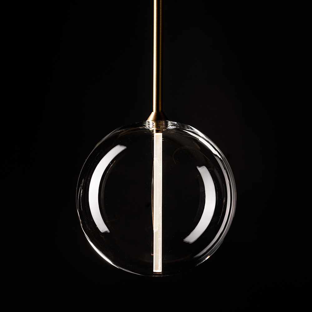 dewdrops giopato coombes contemporary modern designer italian chandelier brass suspension light