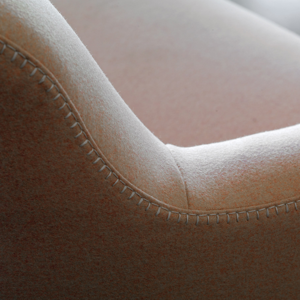 divanitas sofa lievore altherr molina verzelloni luxury italian upholstered lounge furniture suite ny pink detail