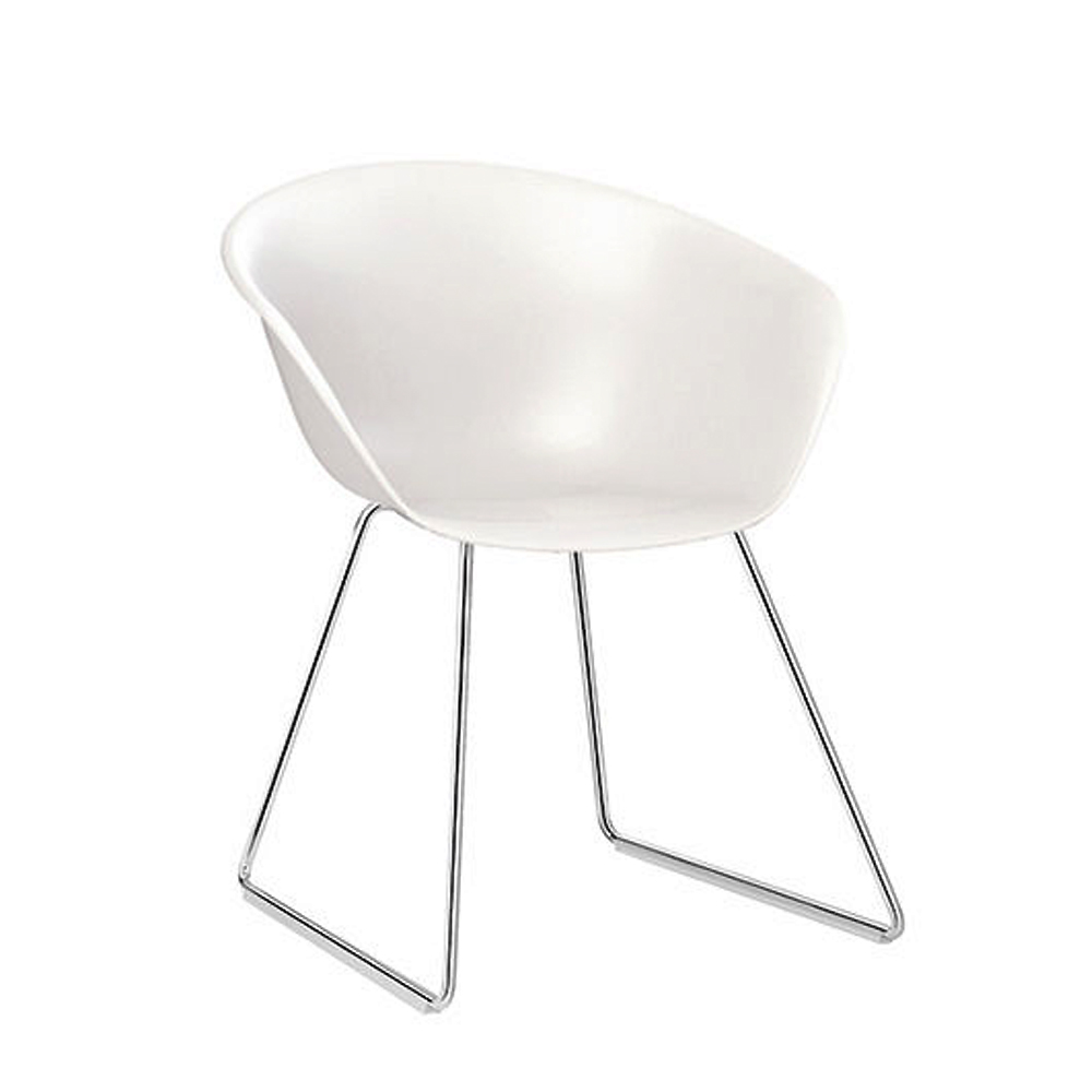 duna 02 dining chair lievore altherr molina arper italian design furniture sled chromed steel base upholstery italy contemporary shop suite ny
