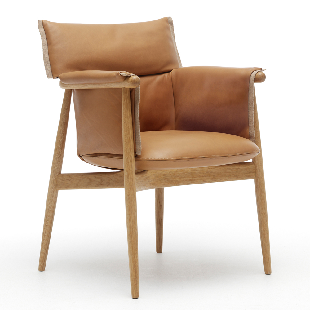 eoos e005 carl hansen and son suite ny oak legs leather