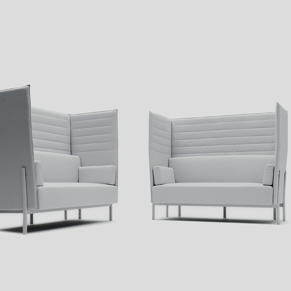 Eleven High Back Series by Pearsonlloyd for Alias at Suite NY
