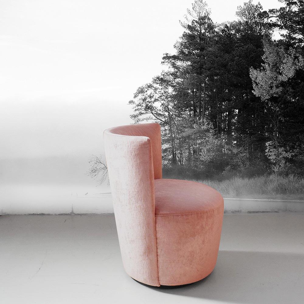 emily lounge chair alberto lievore verzelloni upholstered contemporary modern designer italian chair