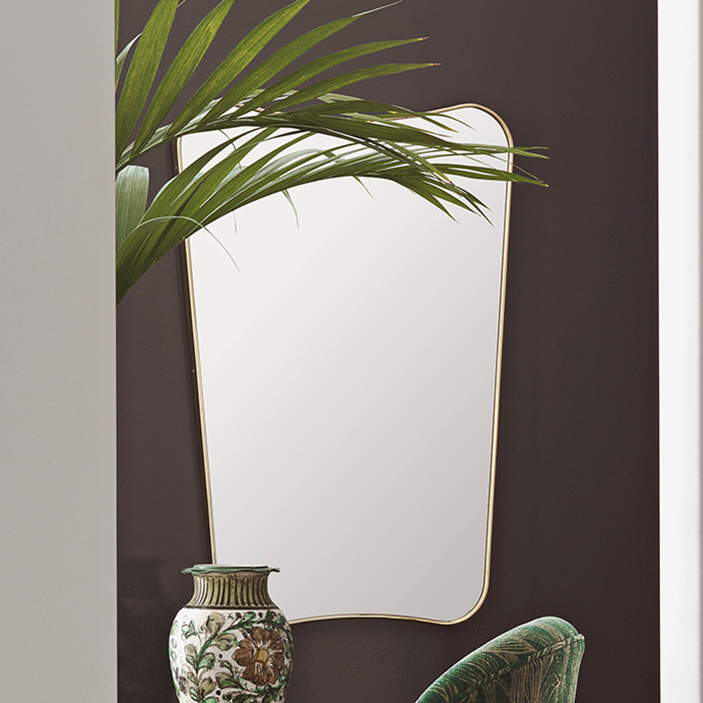 Fa 33 rectangular wall mirror gio ponti gubi suite ny accessories accessories mirrors fa 33 rectangular wall mirror amipublicfo Gallery