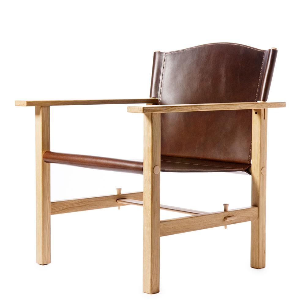 Ferdinand Ake Axelsson Garsnas swedish designer armchair