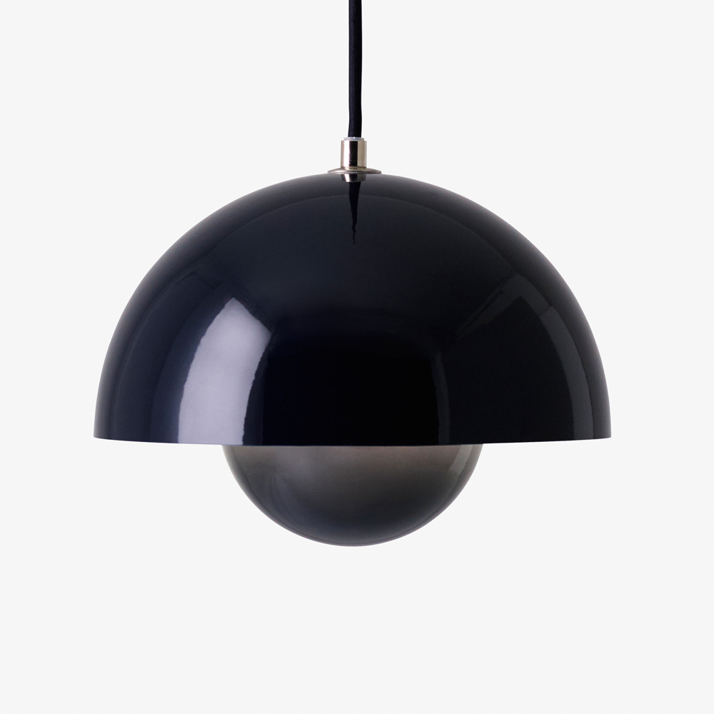 flowerpot pendant verner panton andtradition suite ny. Black Bedroom Furniture Sets. Home Design Ideas