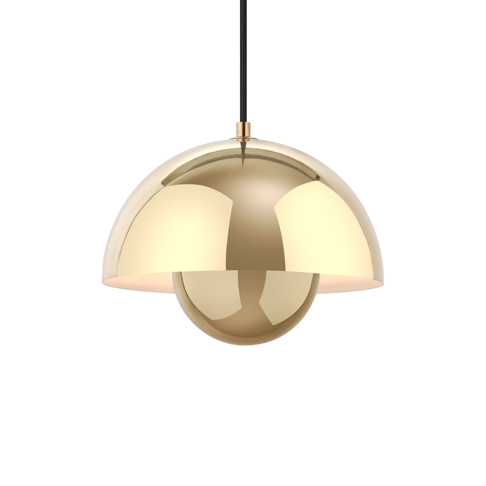 AndTradition Verner Panton Flowerpot Pendant Suspension Lighting Modern Design Shop SUITE NY
