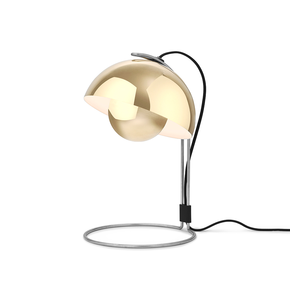 Flowerpot table lamp Andtradition Verner Panton Iconic Danish Design Lighting Shop SUITE NY