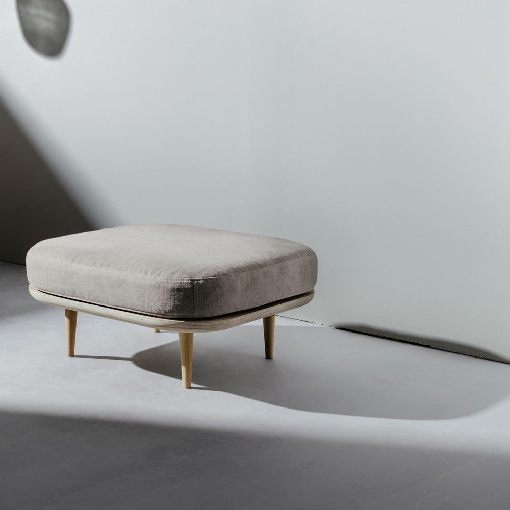 fly pouf space copenhagen series danish design furniture fabric upholstery oak shop suite ny