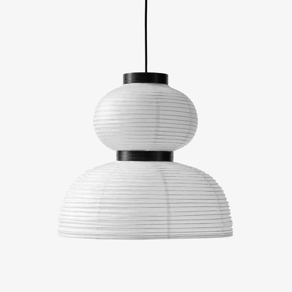 Formakami JH4 Jaime Hayon AndTradition rice paper suspension lamp pendant lighting light fixture