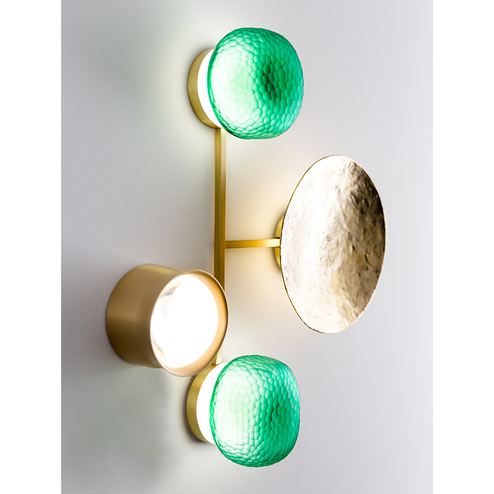 gioielli giopato coombes wall light