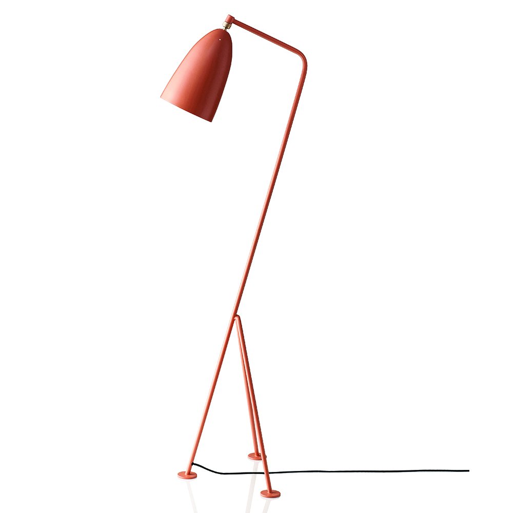 grasshopper floor lamp greta grossman gubi suite ny. Black Bedroom Furniture Sets. Home Design Ideas