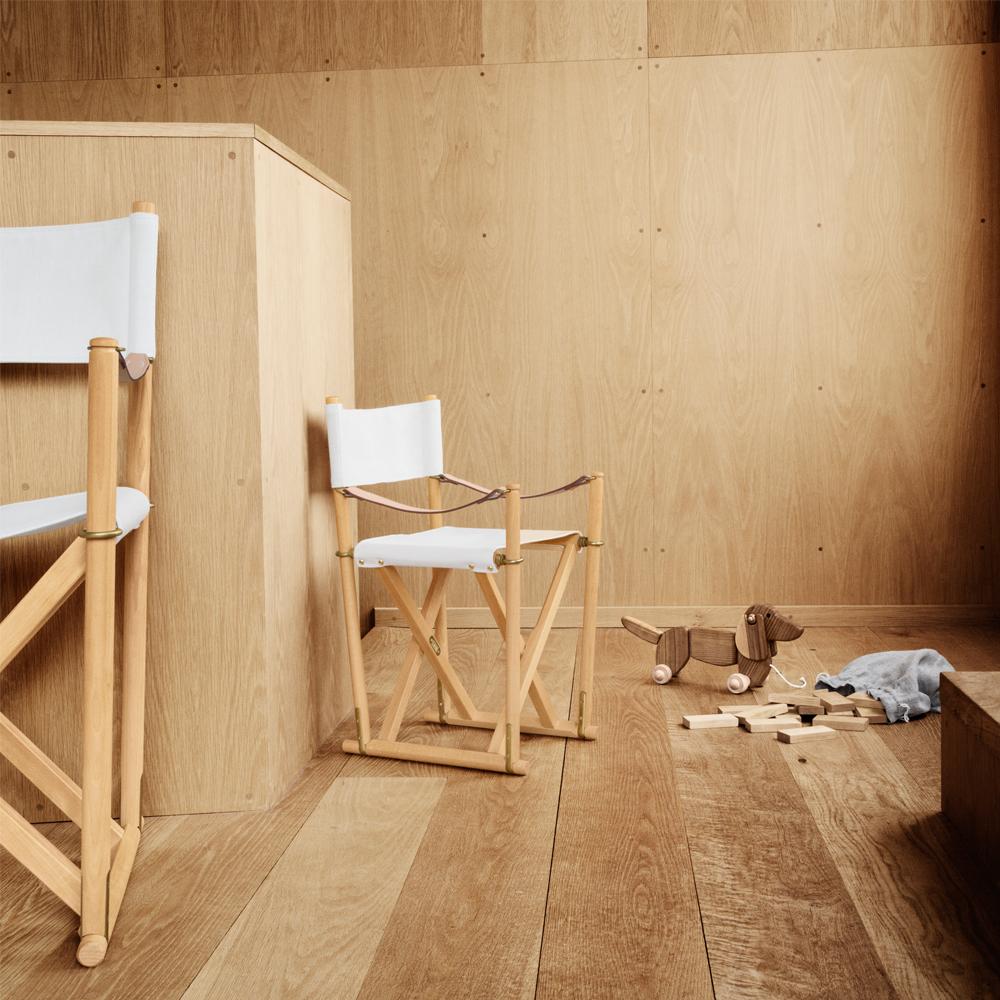 Mk99190 Grandchild Chair Mogens Koch Carl Hansen