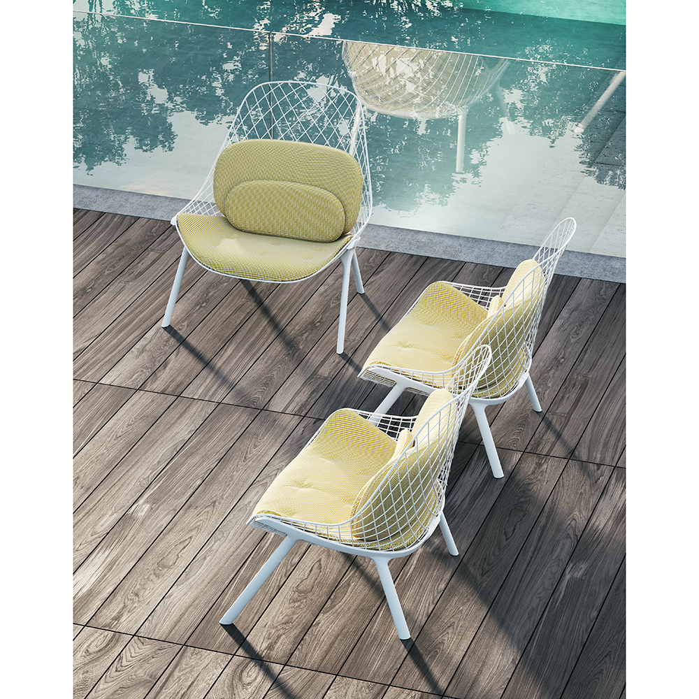 gran kobi outdoor chair alias patrick norguet