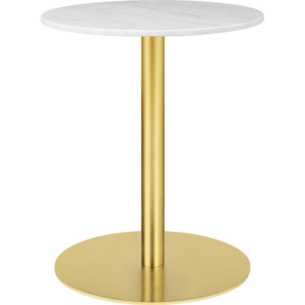 gubi 1.0 table gubi modern contemporary danish designer marble brass gold coffee table