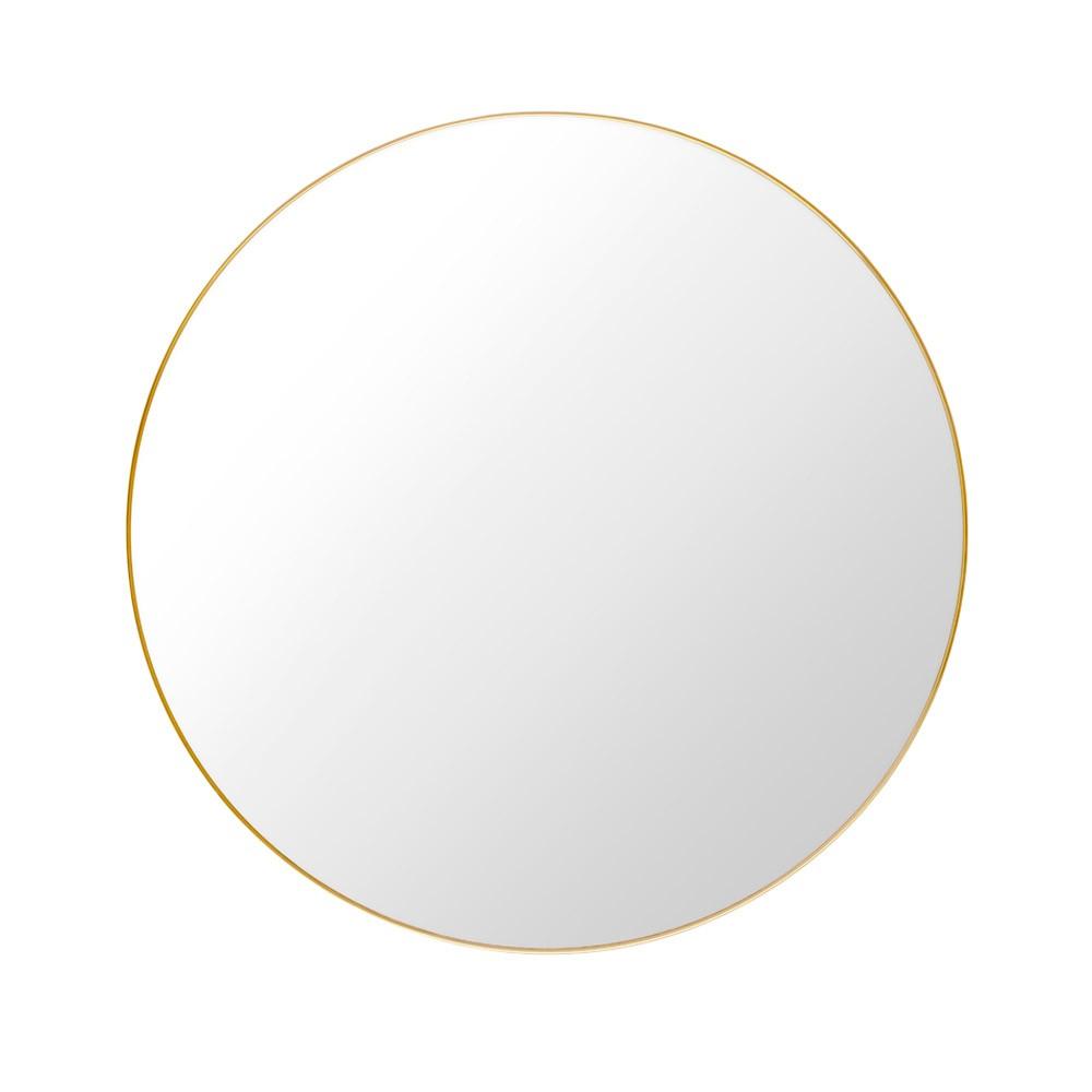 gubi round mirror danish designer circular modern mirror