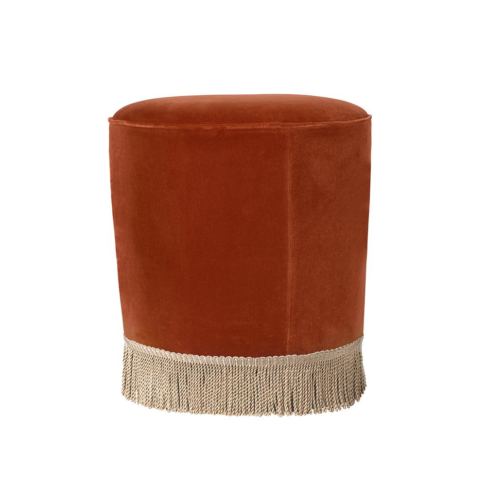 gubi pouffe designer upholstered footstool