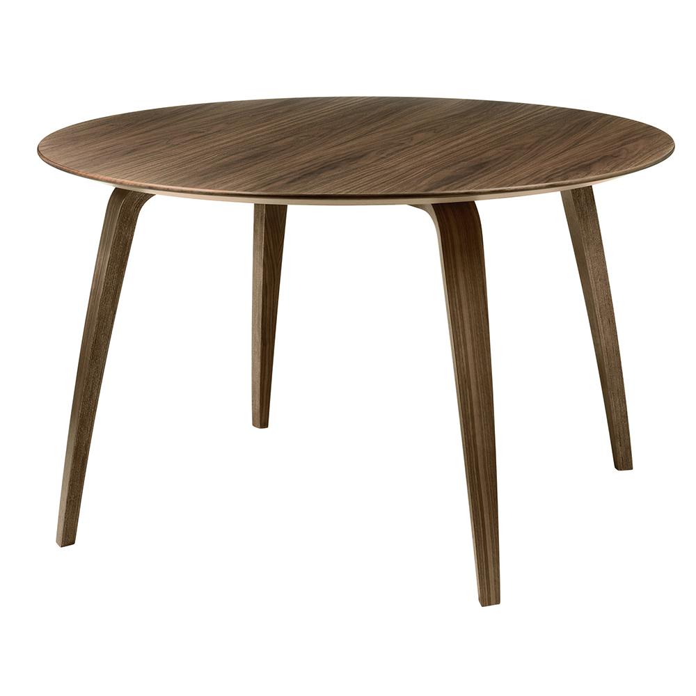 Gubi Dining Table KOMPLOT Design Gubi SUITE NY : gubiellipseroundwalnut from www.suiteny.com size 1000 x 1000 jpeg 344kB