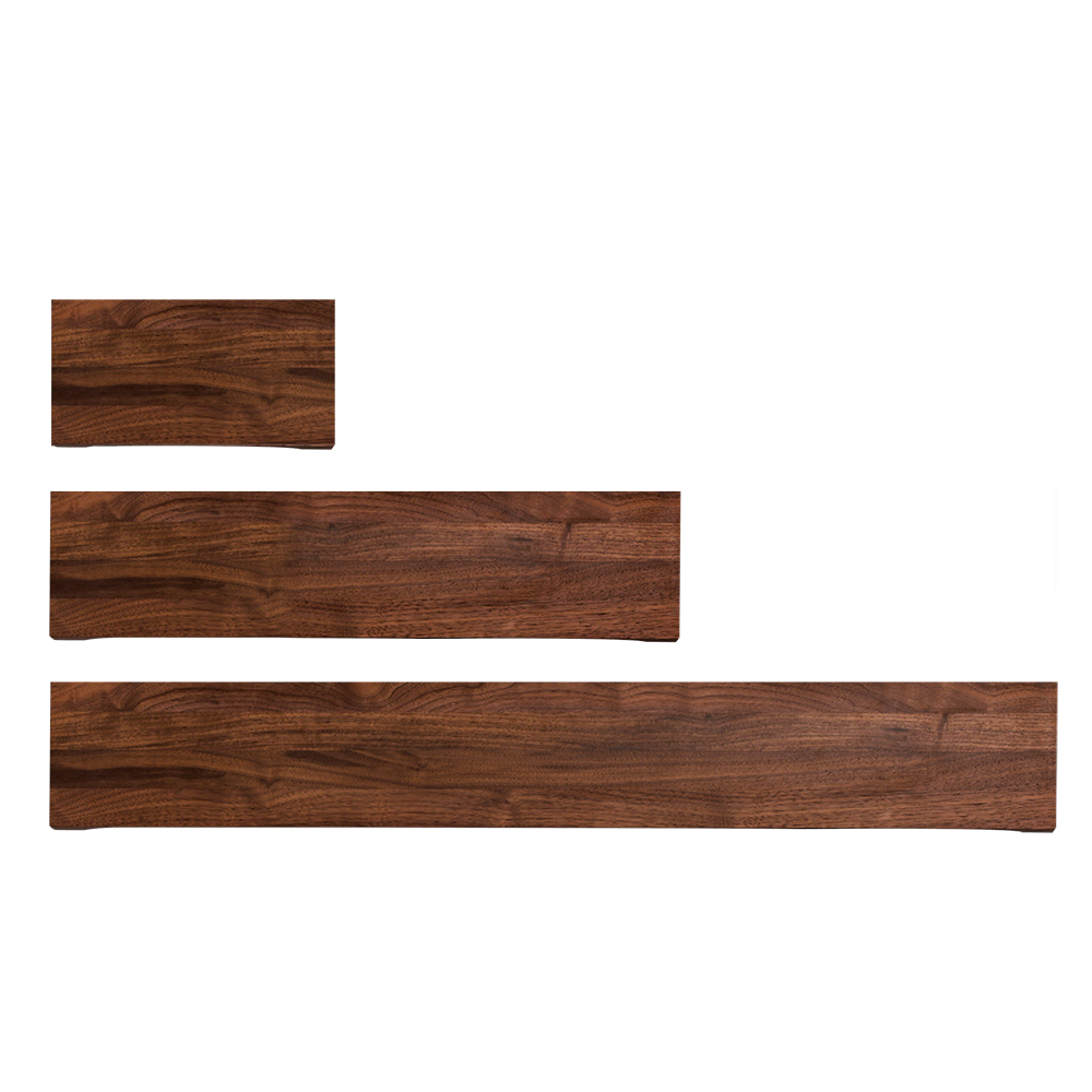 Hide and park modern wood wall organizer Zeitraum Kaschkasch SUITE NY