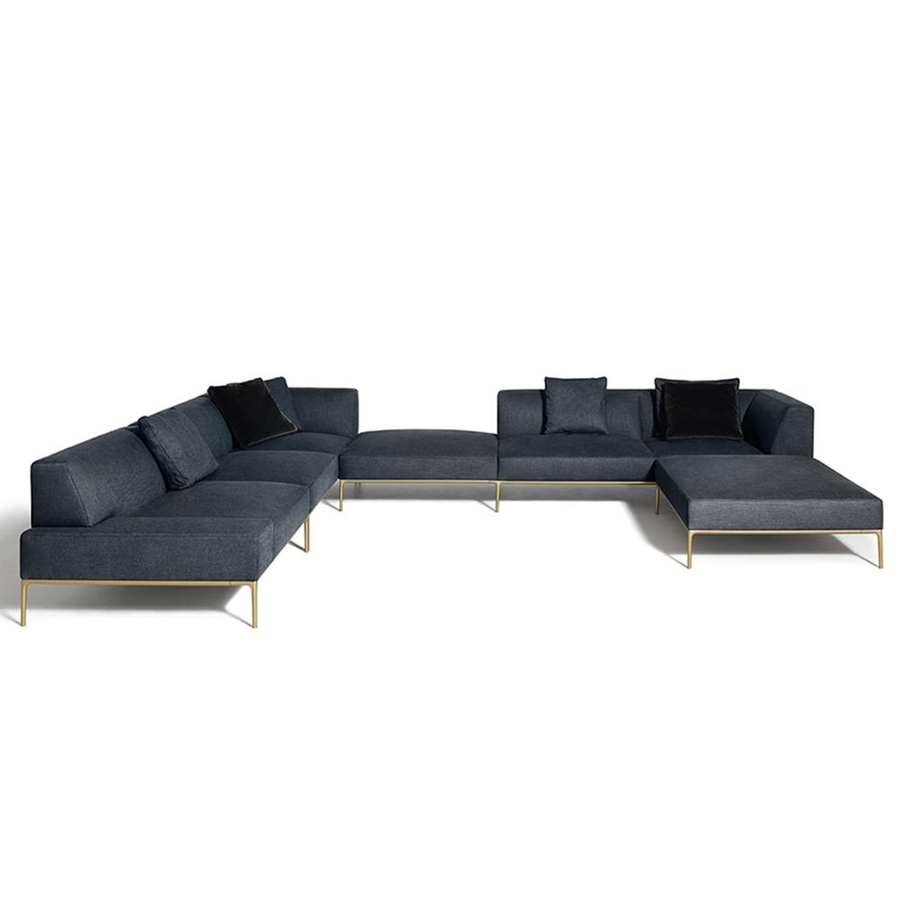 de padova time and style horizontal sofa edition