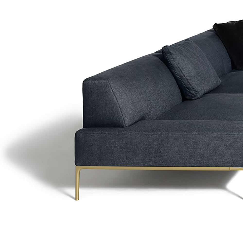 de padova time and style horizontal sofa edition