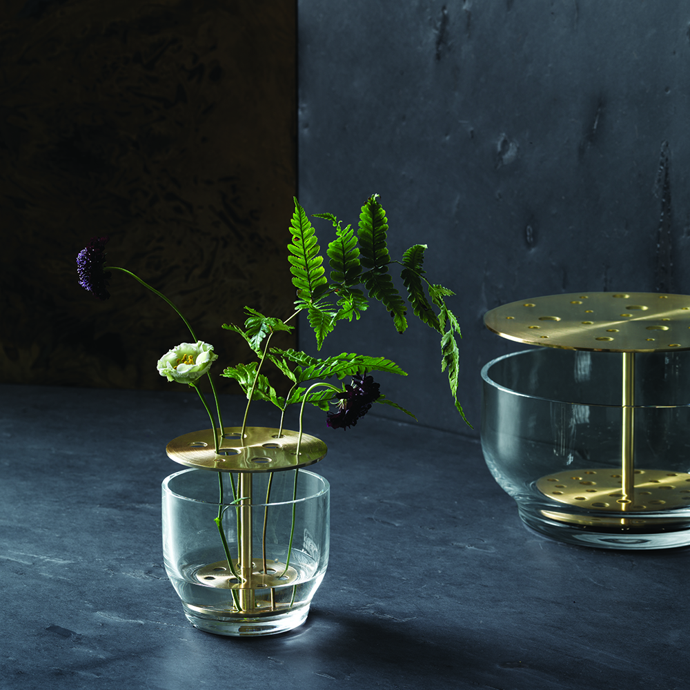 ikebana jaime hayon fritz hansen modern designer glass vase