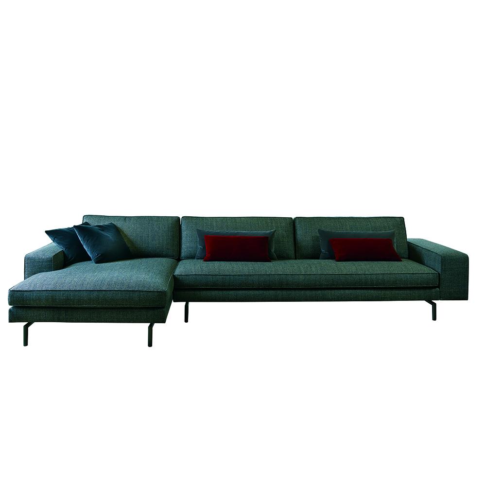 Irving Sofa CRD Verzelloni italian modern designer sectional modular sofa