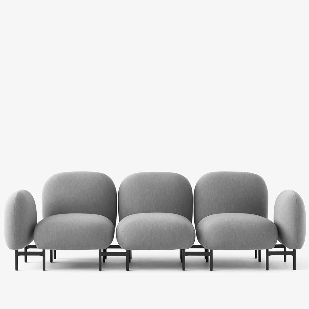 isole nendo luca nichetto andtradition modern modular sofa system