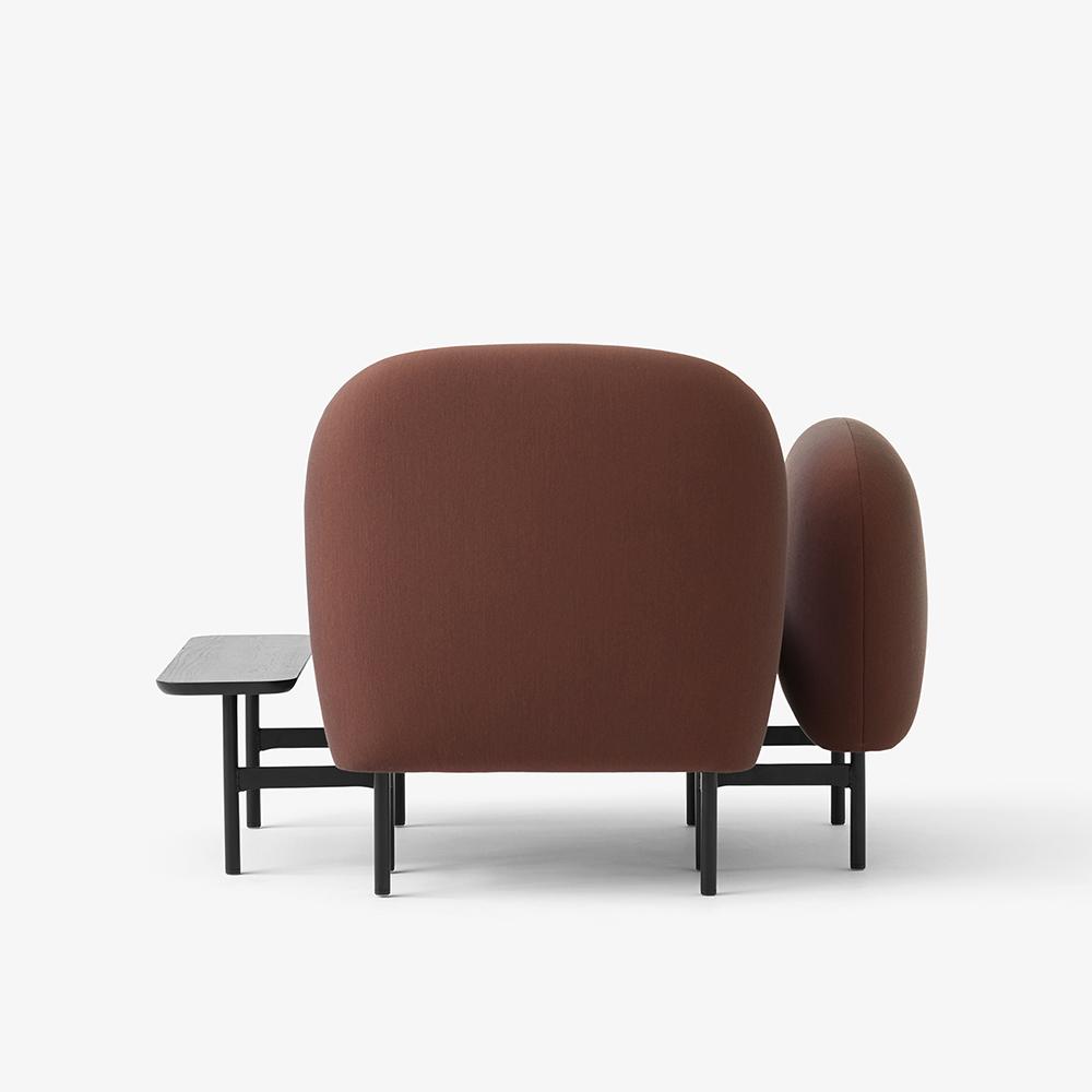 isole nendo luca nichetto andtradition modern modular sofa system red