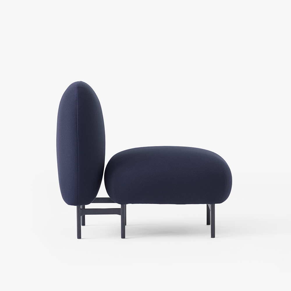 isole nendo luca nichetto andtradition modern modular sofa system blue