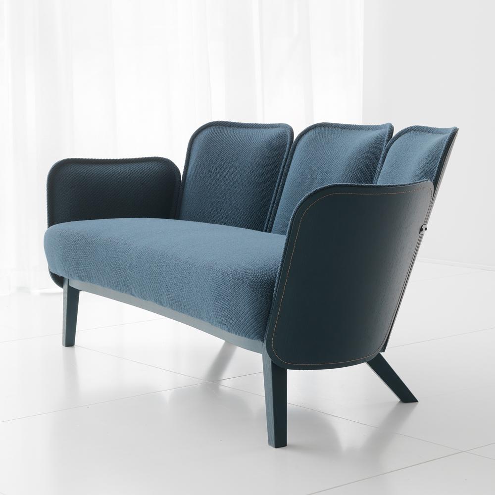 Julius sofa farg blanche garsnas loveseat settee turquoise