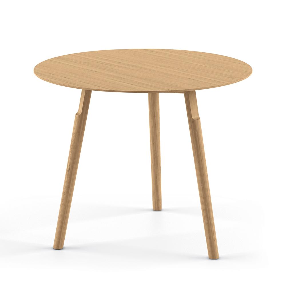 Kayak Table Patrick Norguet Alias Italian Designer Wooden Table