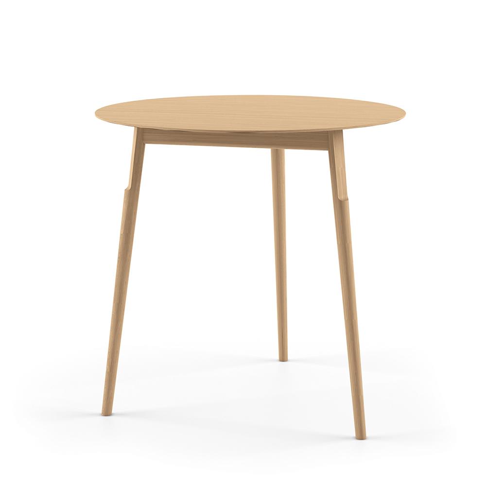 Kayak Table Patrick Norguet Alias Modern Solid Wood Table