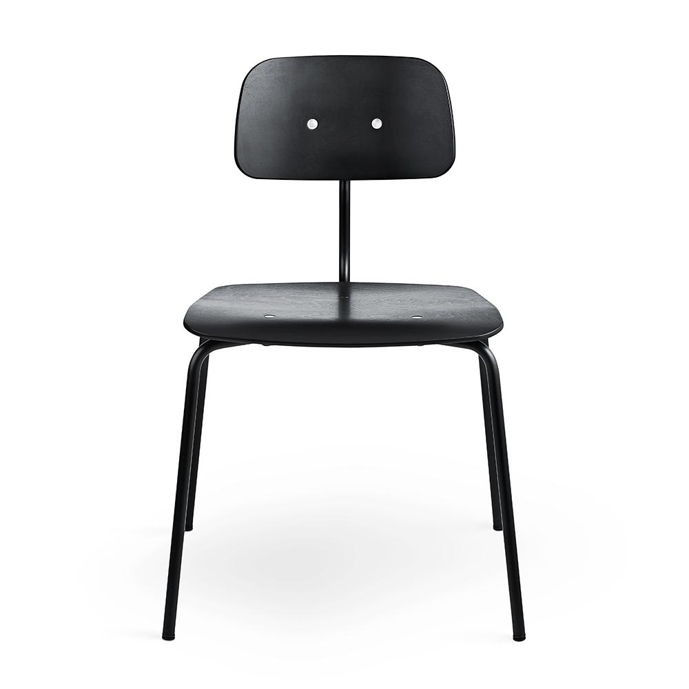 kevi 2070 task chair jorgen rasmussen englebrechts modern black office chair