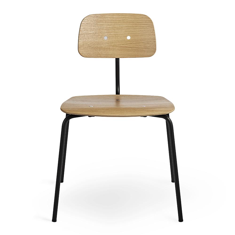 kevi 2060 task chair jorgen rasmussen wood metal office chair
