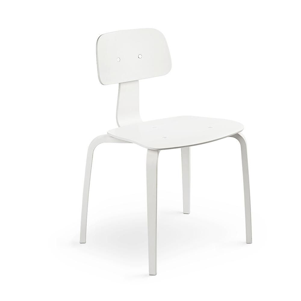 kevi 2070 task chair jorgen rasmussen englebrechts modern white wood office chair