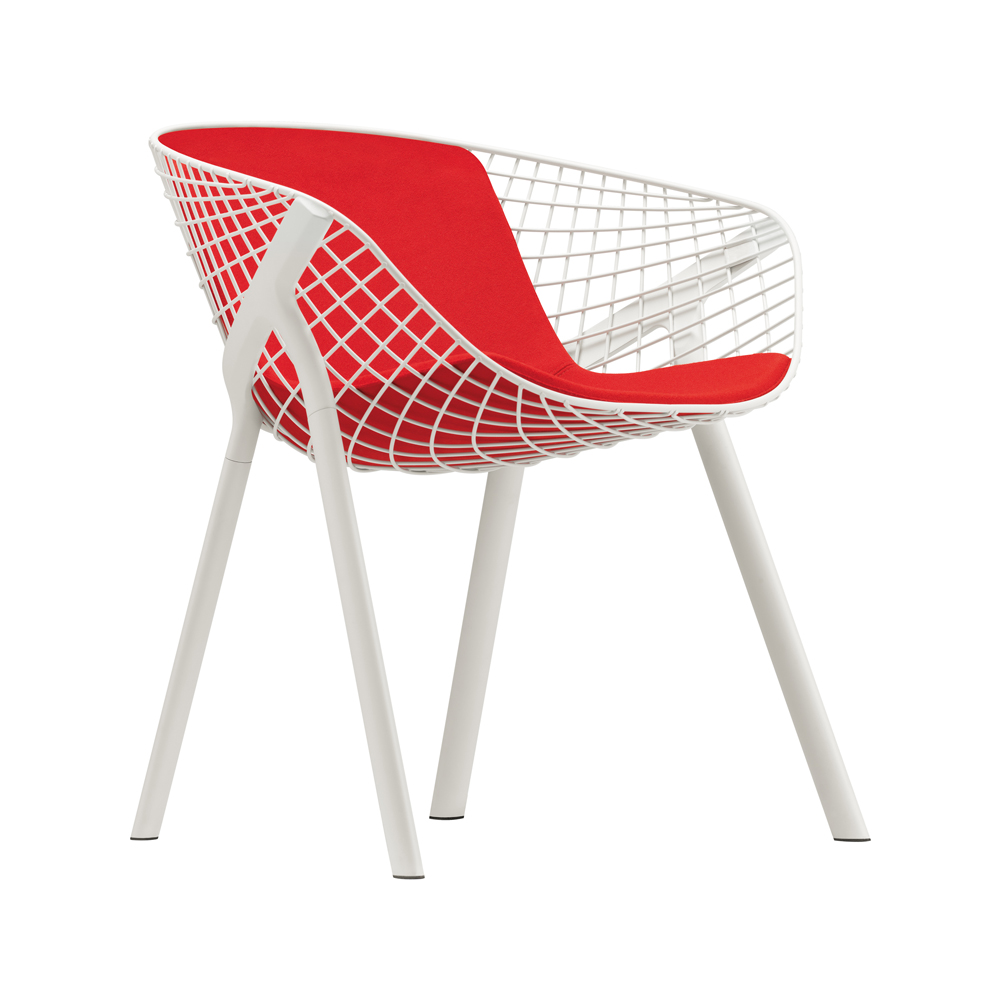 Kobi Chair designed by Patrick Norguet for Alias