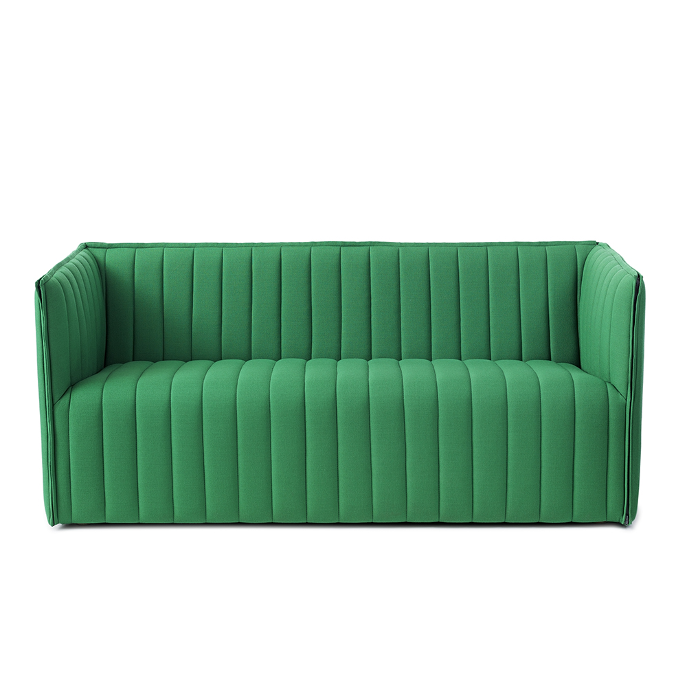 kvilt sofa garsnas nina jobs upholstered green modern swedish couch
