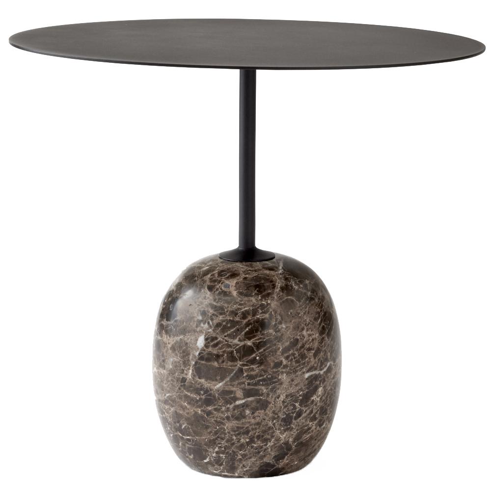 lato side table luca nichetto andtradition modern contemporary danish designer marble side coffee table