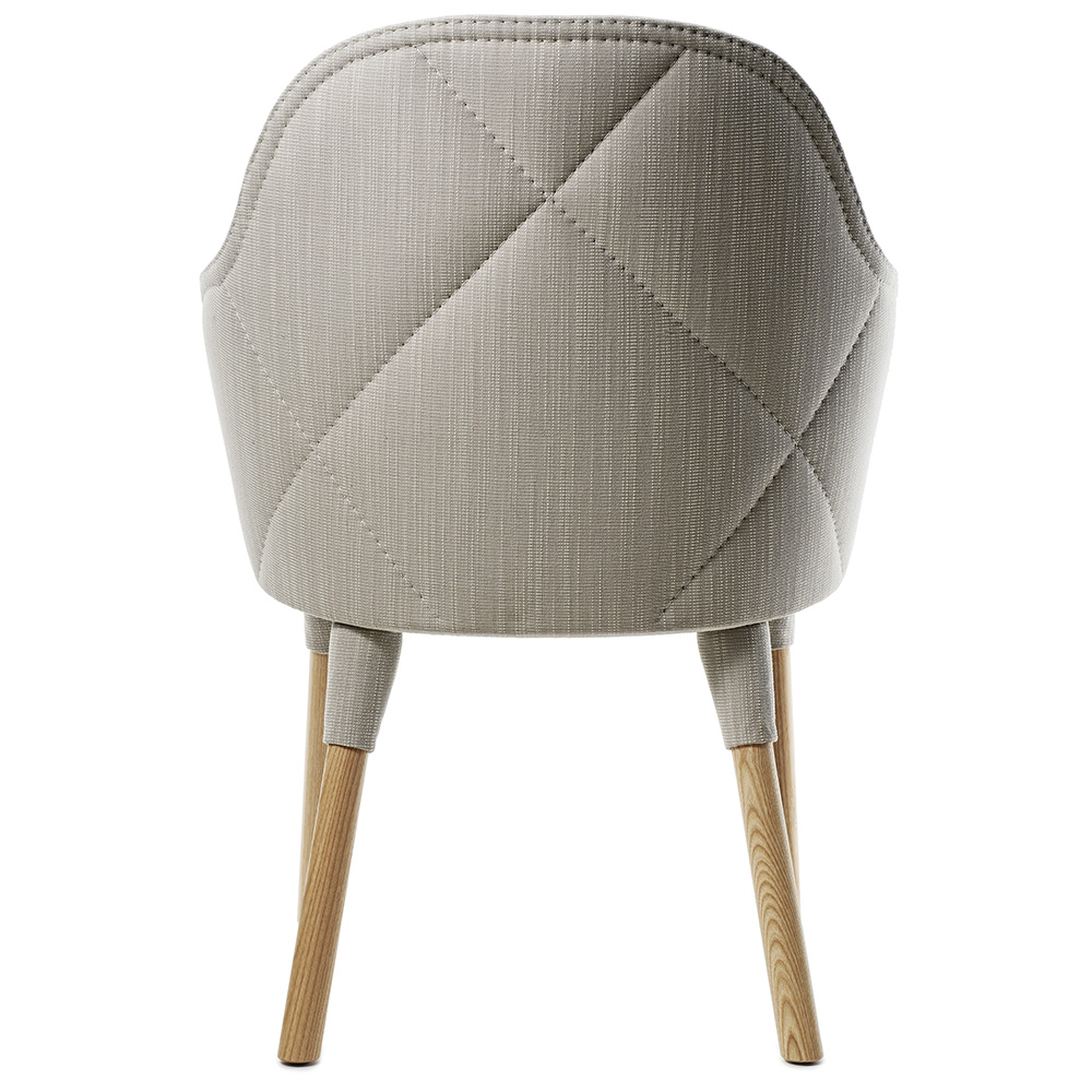 lina farg blanche garsnas modern contemporary danish designer upholstered lounge chair