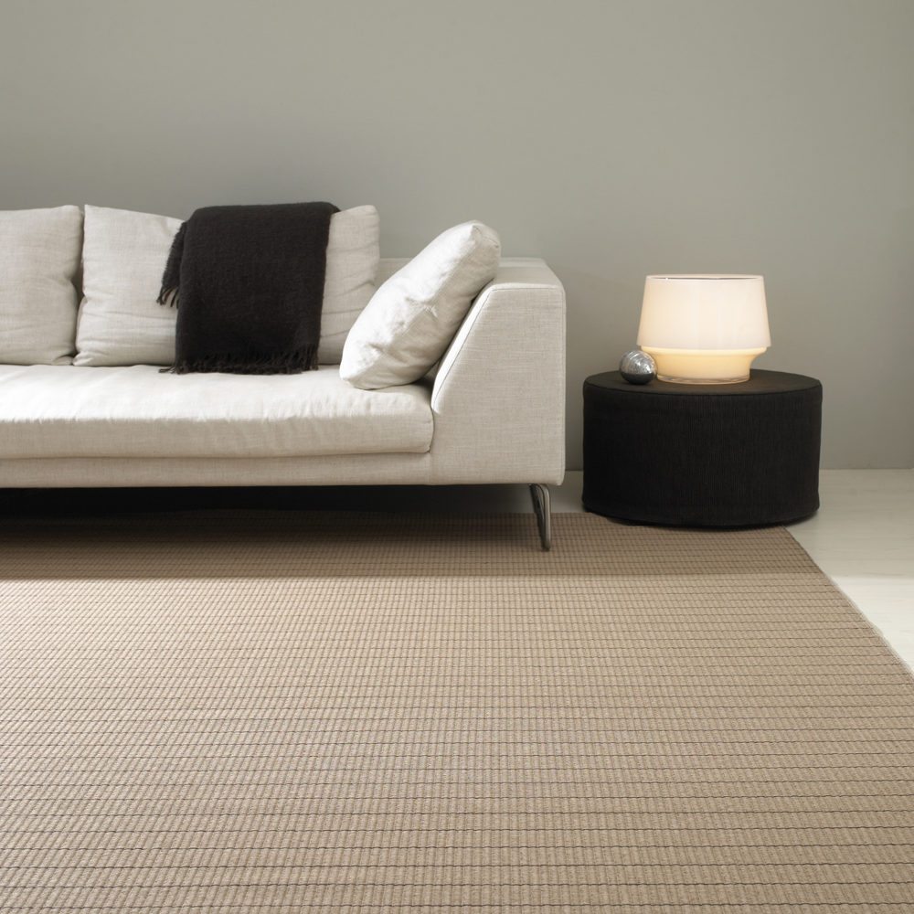 line woodnotes ritva puotila paper yarn carpet modern contemporary finnish designer rug carpet flooring